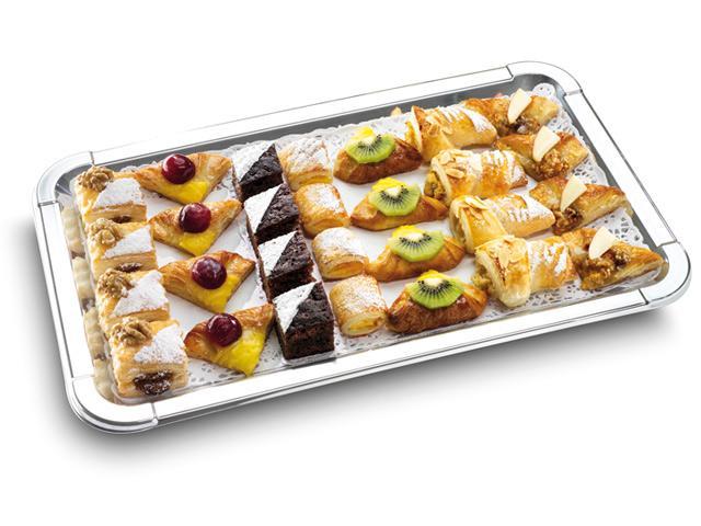 Dessert Gebäck Platte