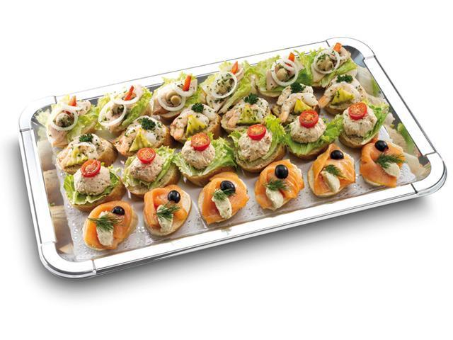 Rustico Platte Fisch