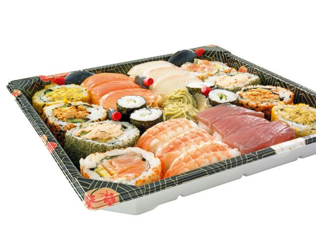 Sushi Platte Haru