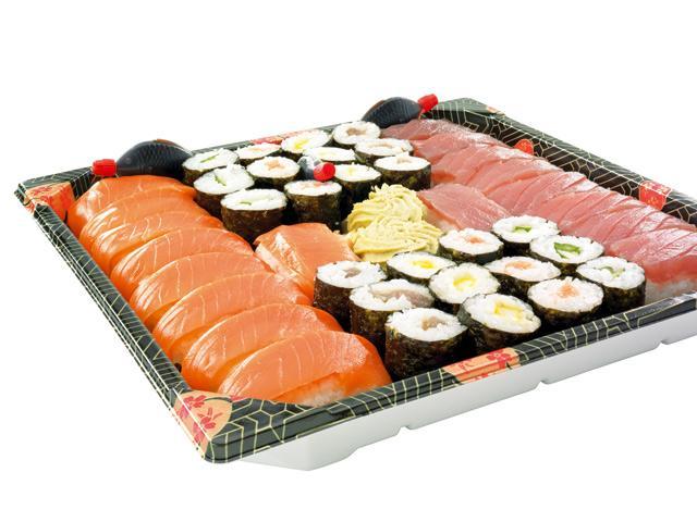 Sushi Platte Moriawase