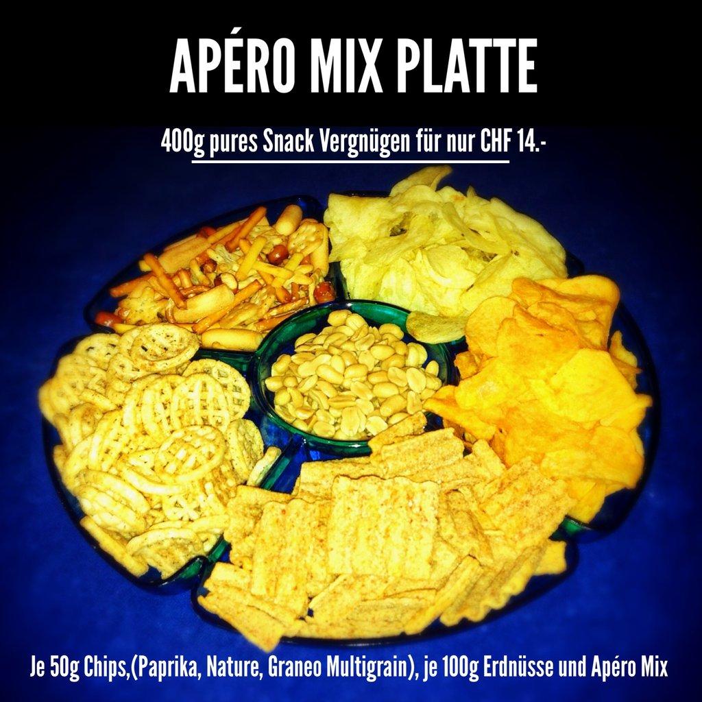 Apéro Mix Platte