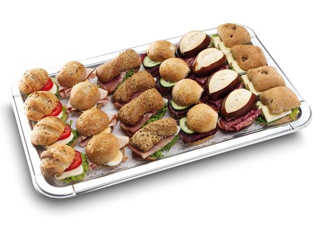 Mini Sandwich Platte