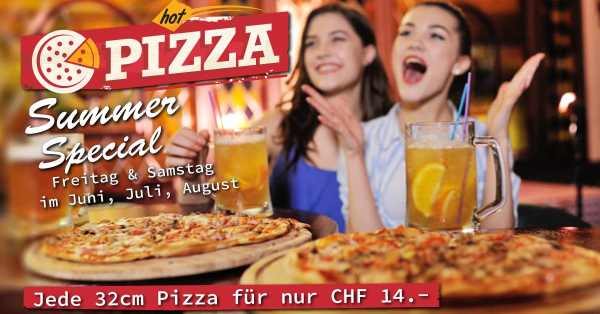 Pizza Summer